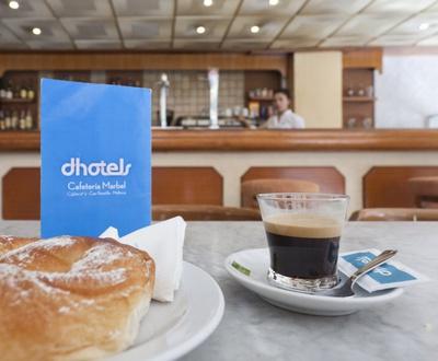Cafetería Hotel Marbel