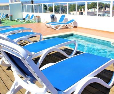 Piscina Hotel Marbel