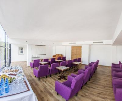 Salas de eventos Hotel Marbel