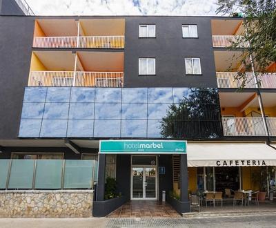 Fachada Hotel Marbel