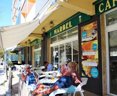 Bar Hotel Marbel