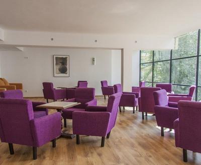 Sala de eventos Hotel Marbel